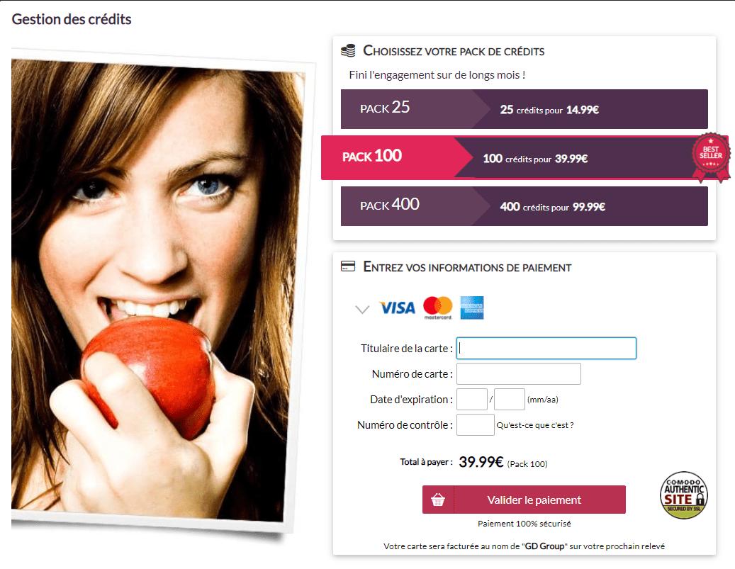 les celibataire du web)