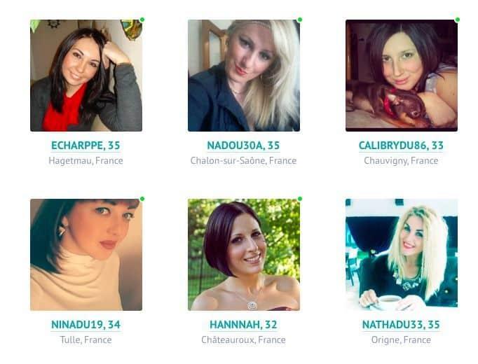 Types de profils que l'on croise sur Café du Net