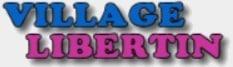 Village libertin logo