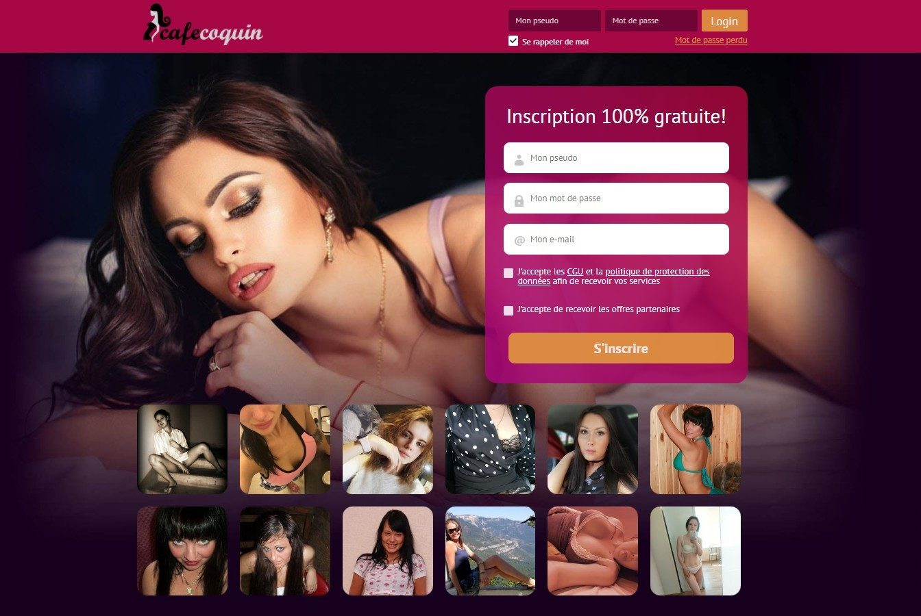 cafecoquin page accueil