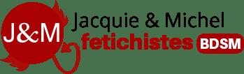 logo jacquie et michel fetichistes