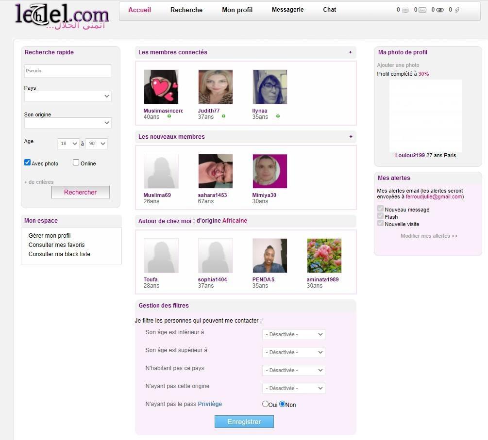 Des profils sur Lehlel