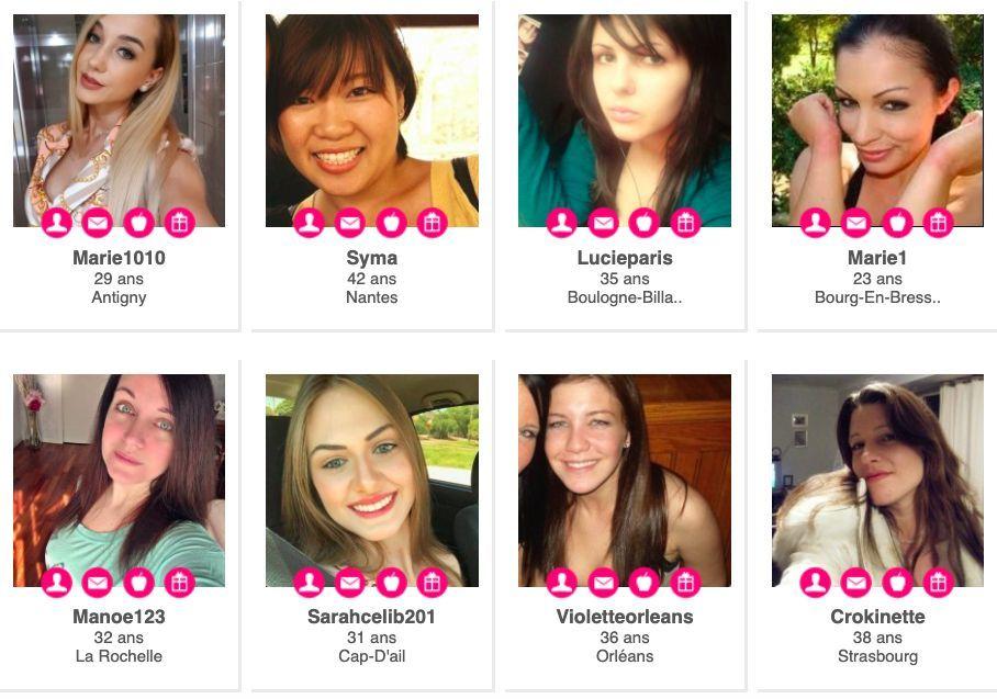 Types de profils que l'on croise sur Mec à Croquer