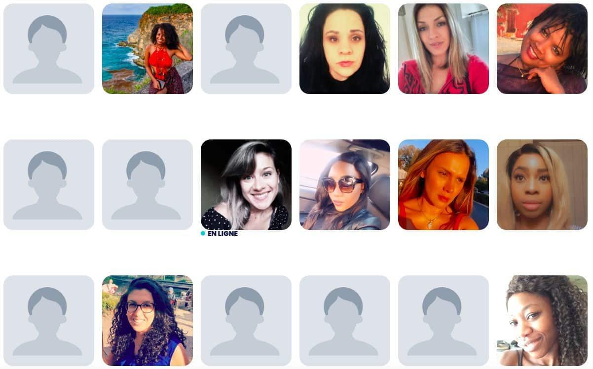 Types de profils que l'on croise sur Plenty of Fish