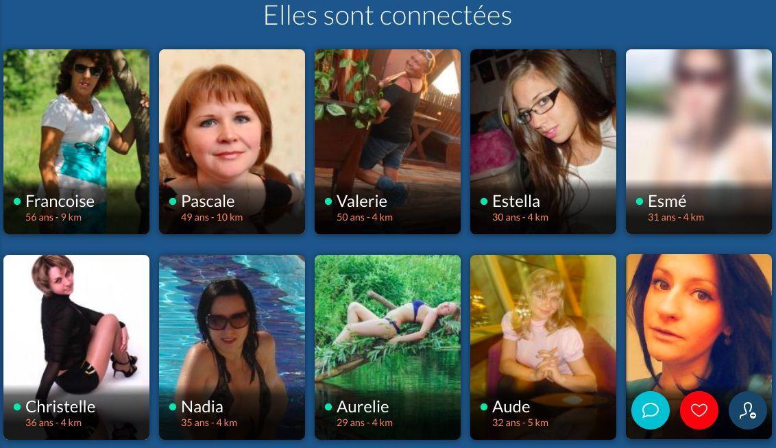 Types de profils que l'on croise sur WeKiss
