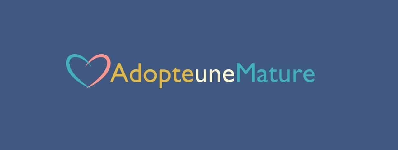 logo adopteunemature